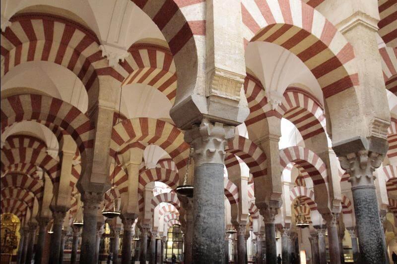 Mezquita w Kordobie zwiedzanie