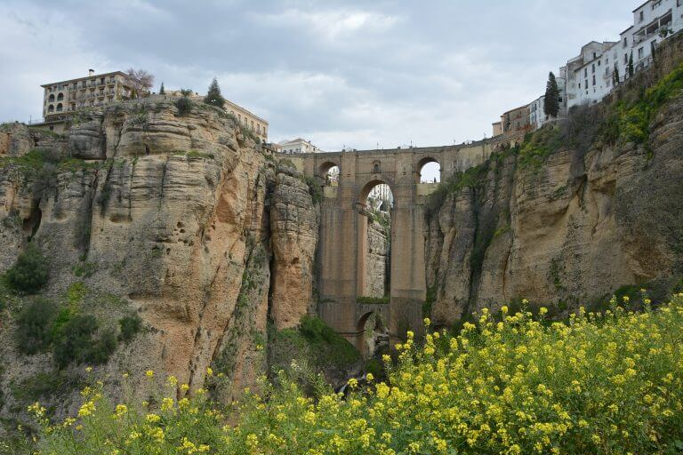 Most w Ronda zwiedzanie