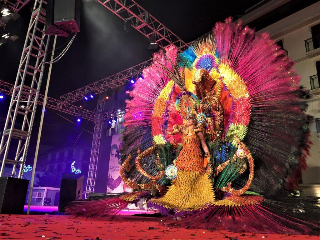 carnaval de malaga andaluzja