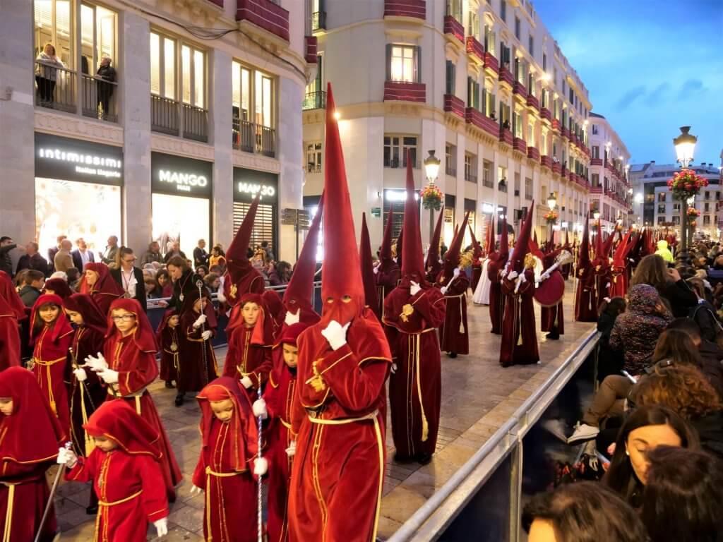 zobaczyć w Maladze Semana Santa