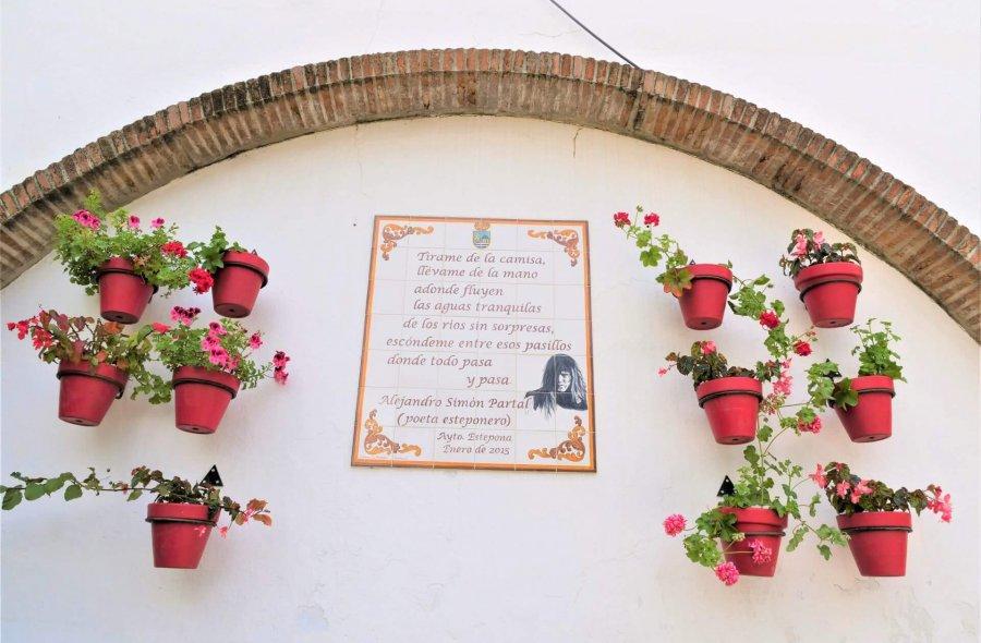 Estepona Andaluzja zwiedzanie