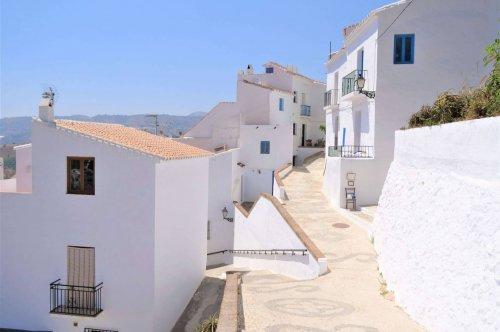 Frigiliana w Andaluzji zwiedzanie