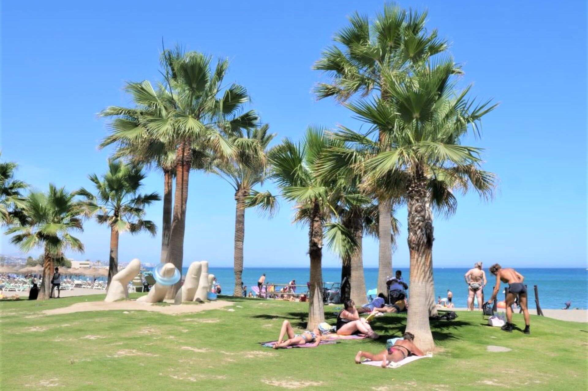 plaże Fuengirola