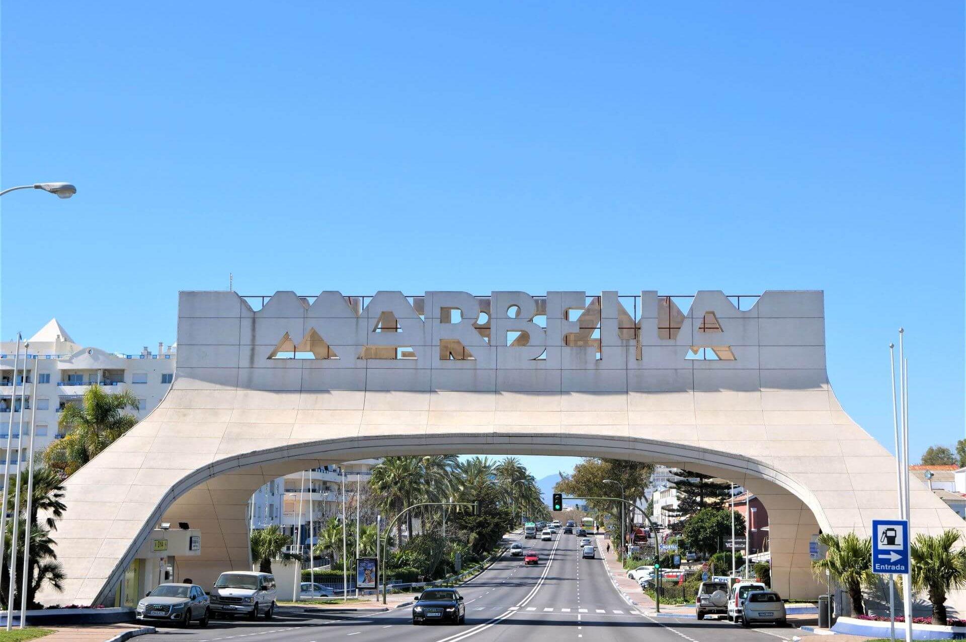 Marbella Andaluzja