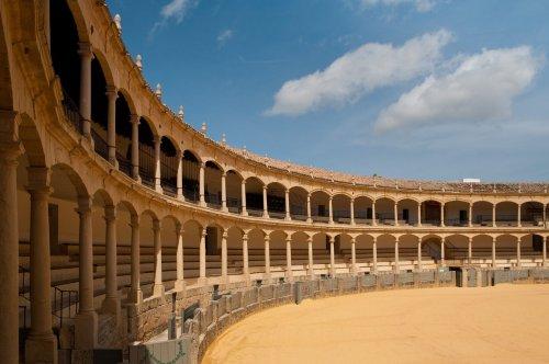 Ronda Plaza de Toros zwiedzanie